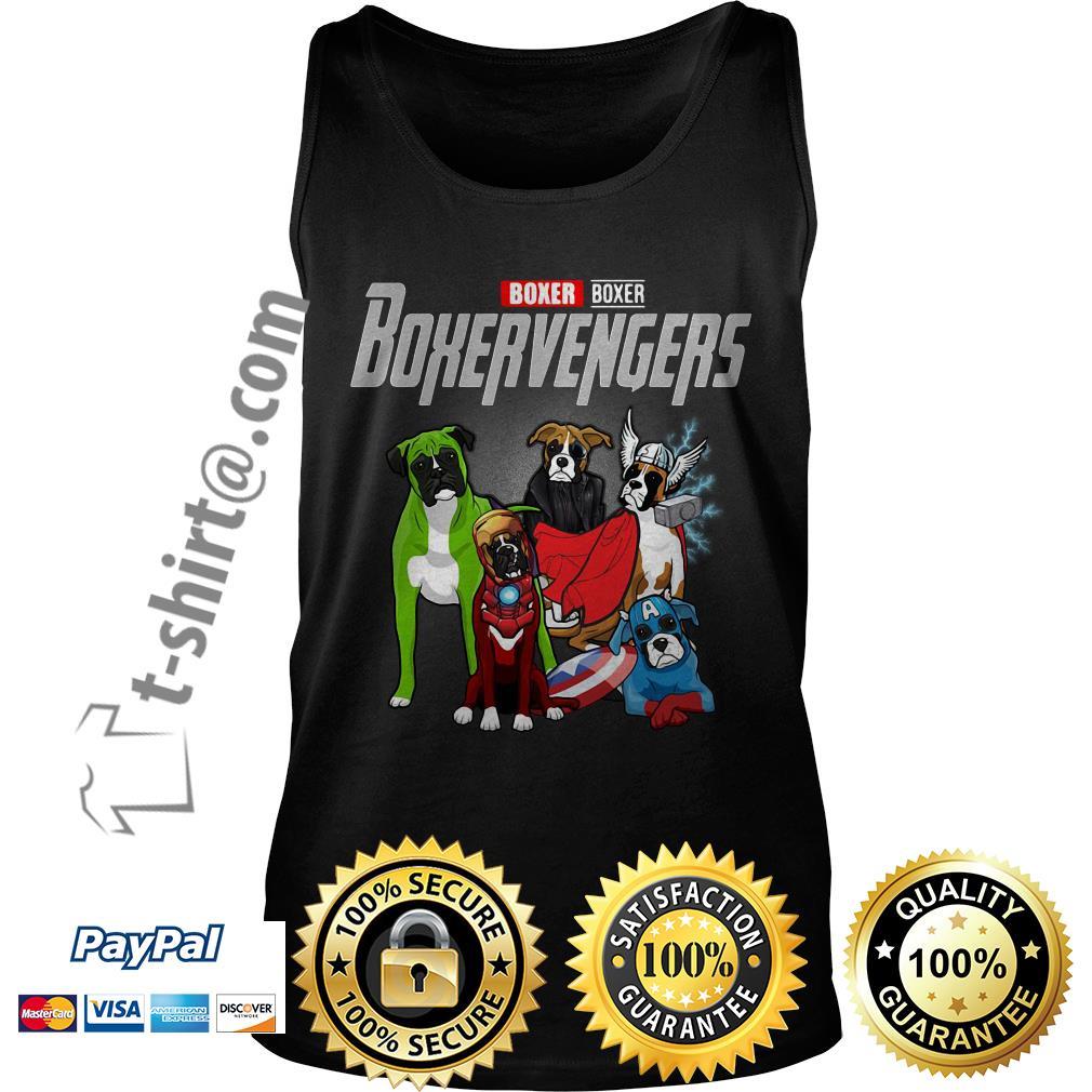 Marvel Boxer Boxervengers Tank top
