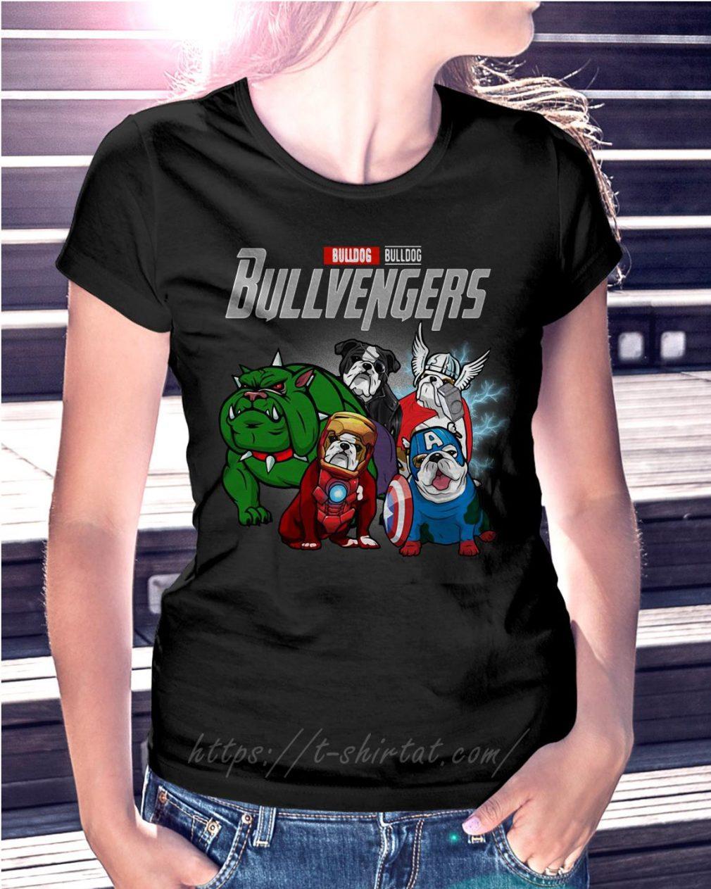 Marvel Bulldog Bullvengers