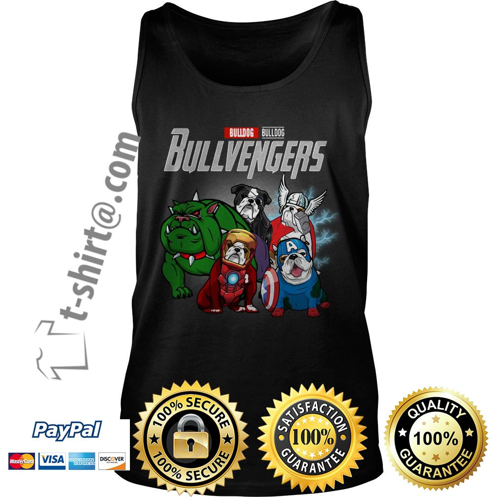 Marvel Bulldog Bullvengers Tank top