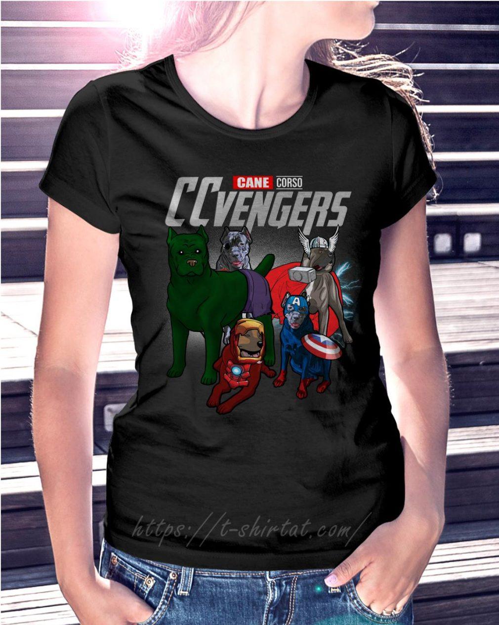 Marvel Cane Corso CCvengers