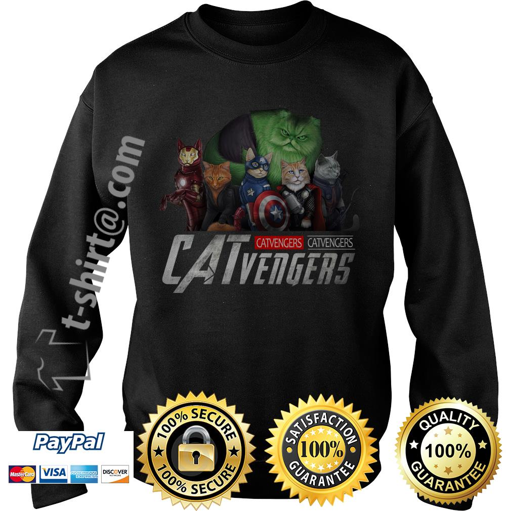 Marvel Catvengers Sweater