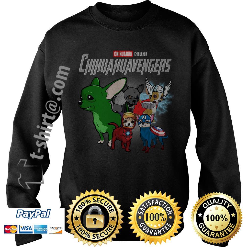 Marvel Chihuahua Chihuahuavengers Sweater
