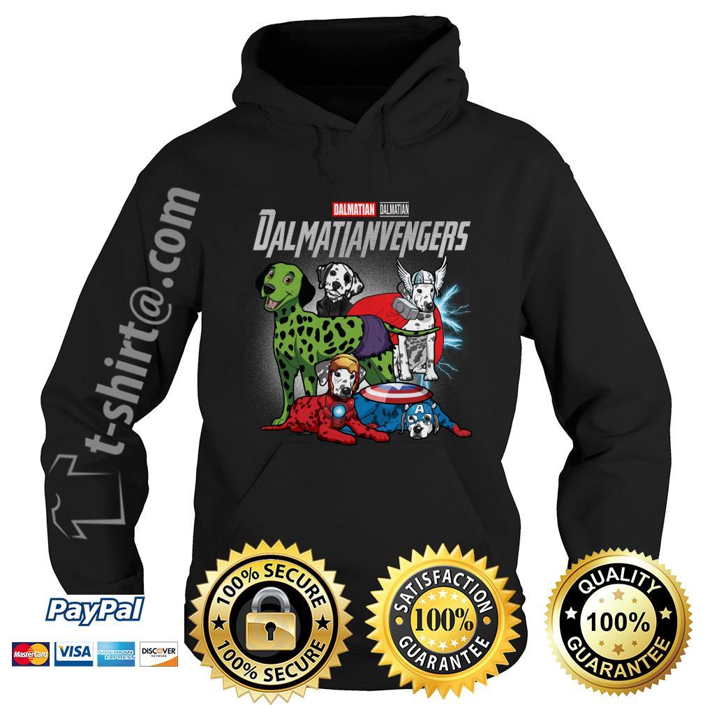 Marvel Dalmatian Dalmatianvengers Hoodie