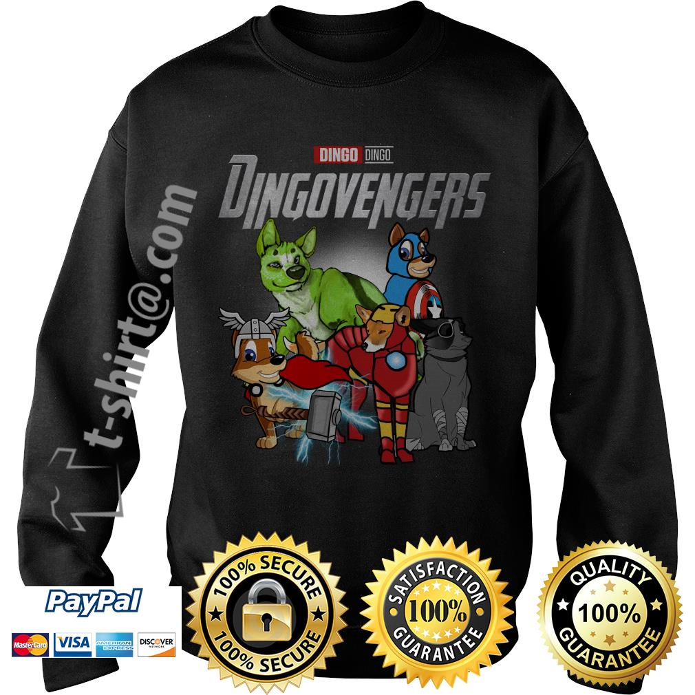 Marvel Dingo Dingovengers Sweater