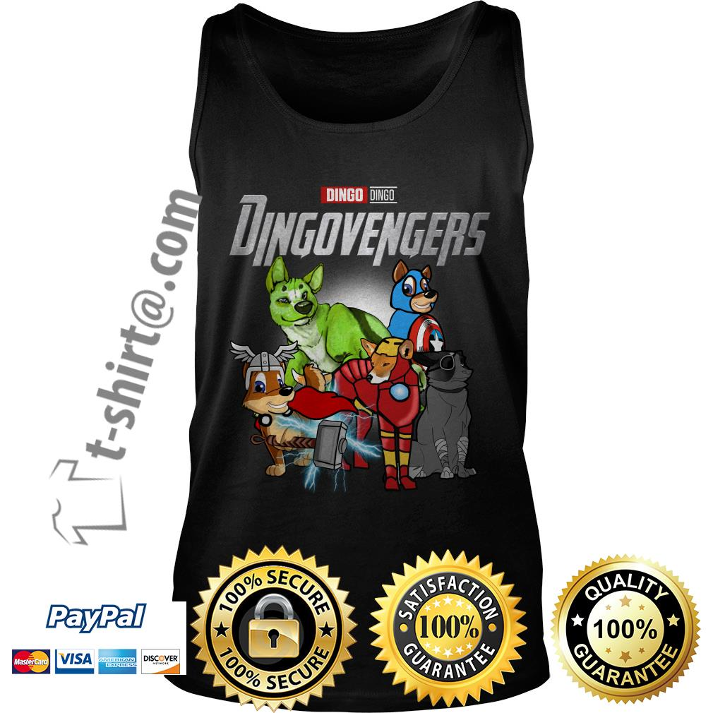 Marvel Dingo Dingovengers Tank top