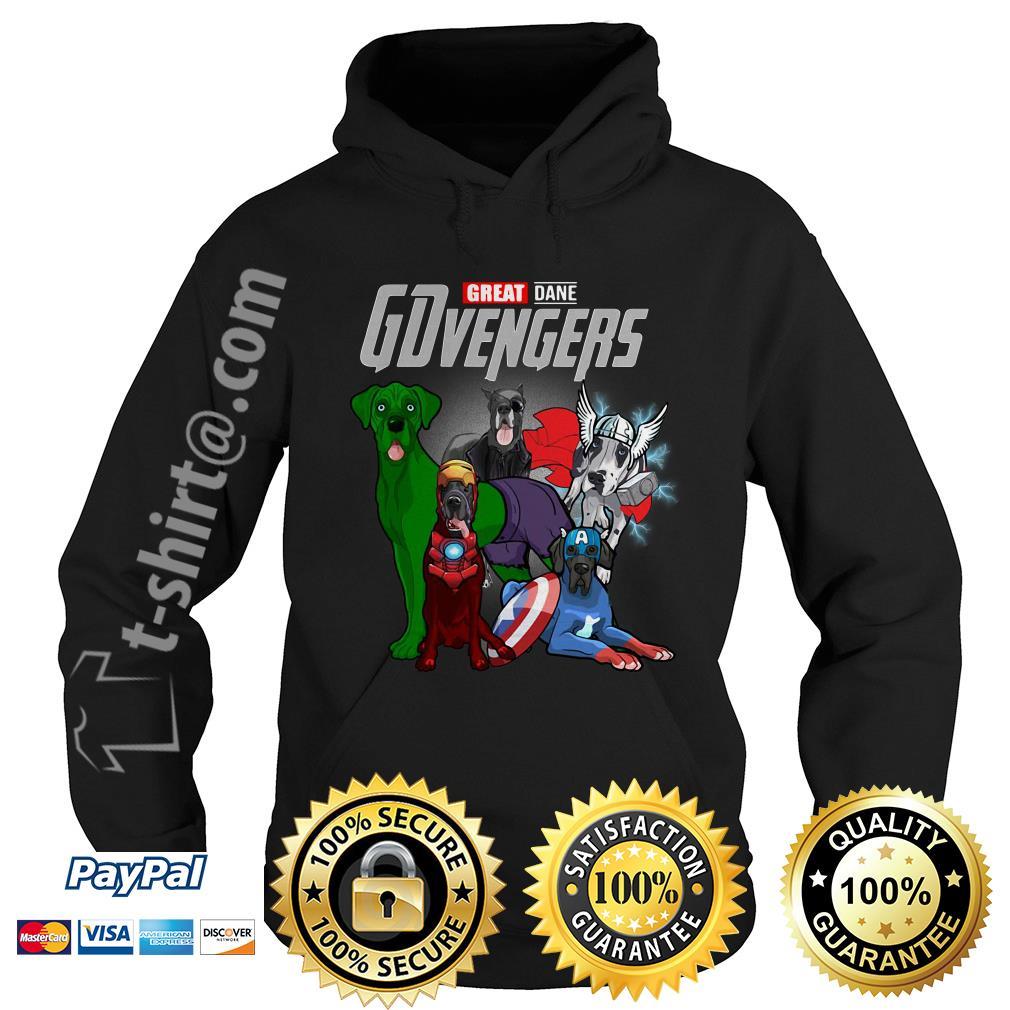 Marvel Great Dane GDvengers Hoodie