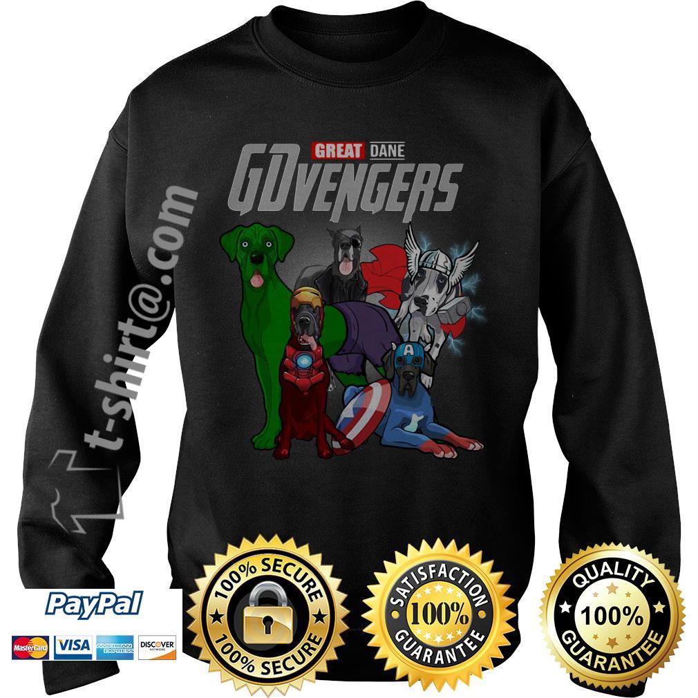 Marvel Great Dane GDvengers Sweater