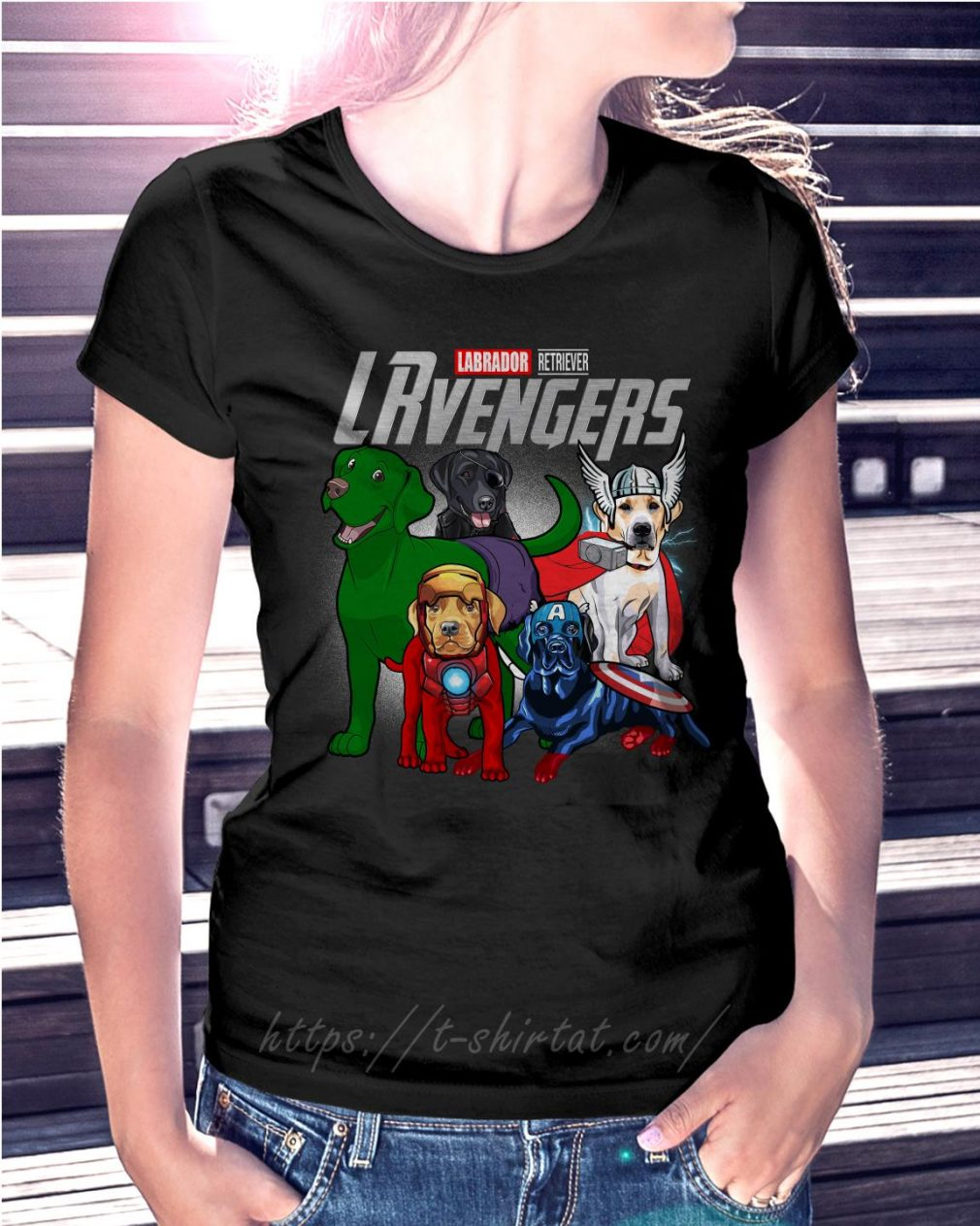 Marvel Labrador Retriever LRvengers