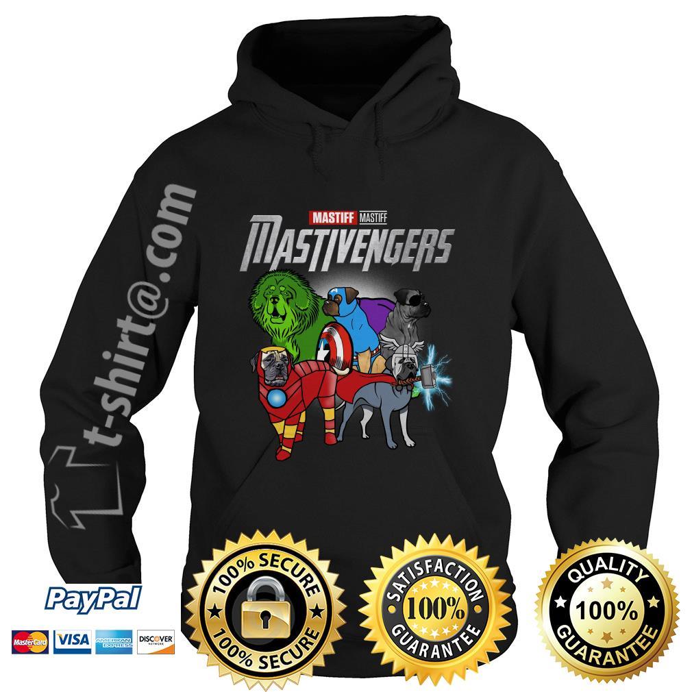 Marvel Mastiff Mastivengers Hoodie