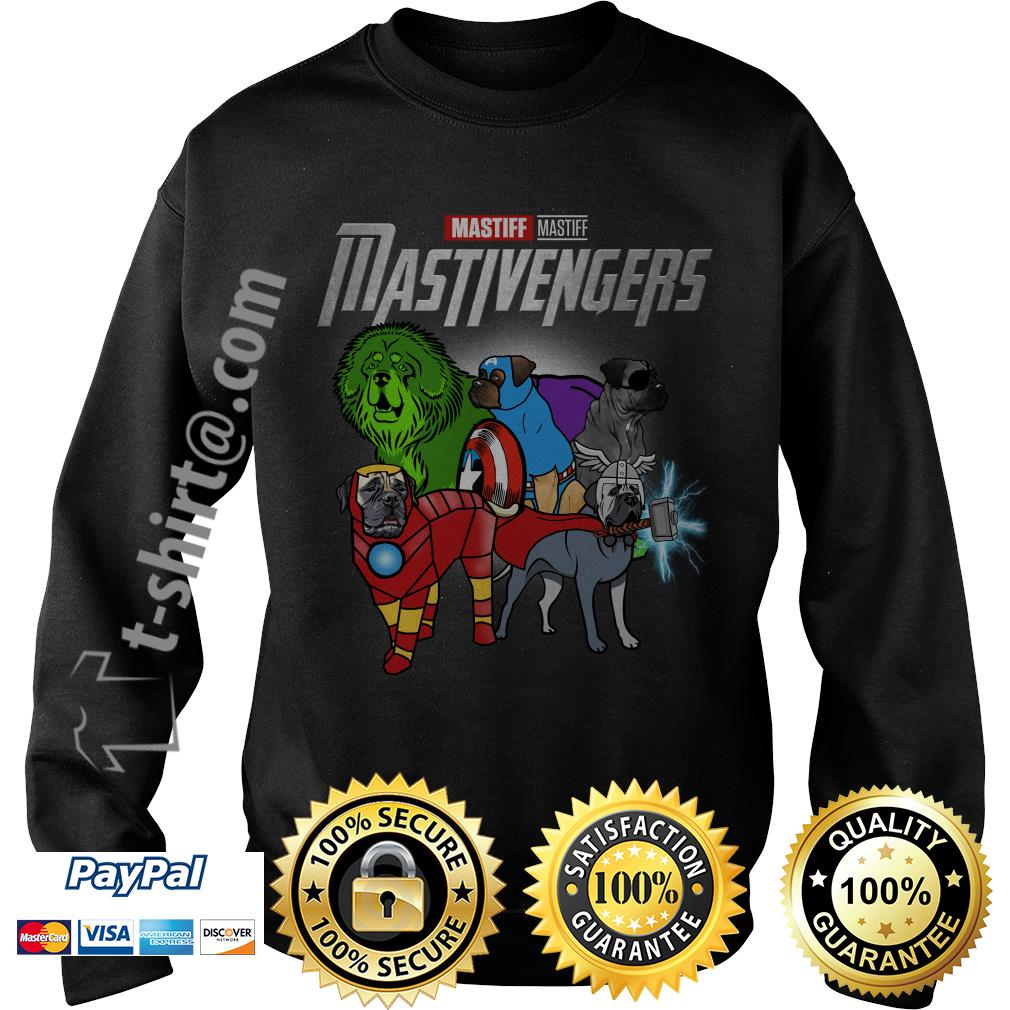Marvel Mastiff Mastivengers Sweater