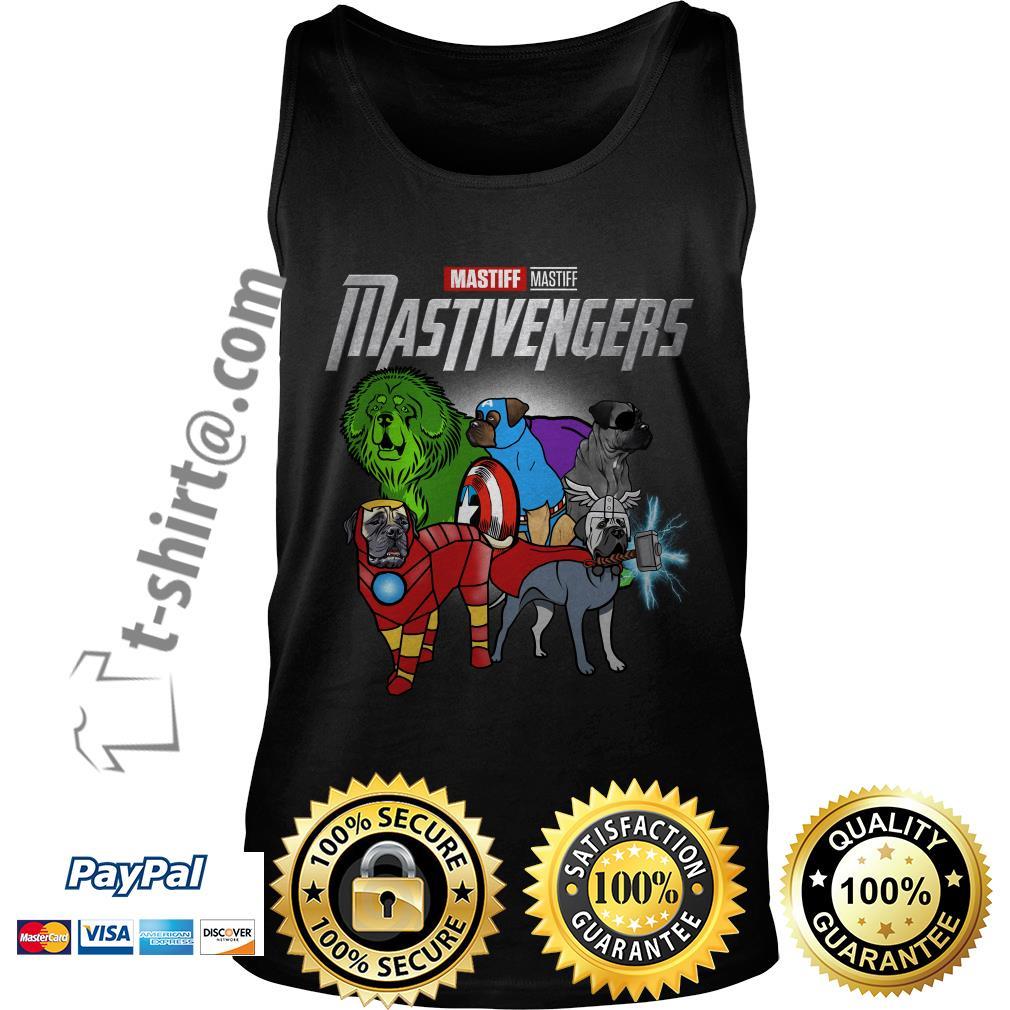 Marvel Mastiff Mastivengers Tank top
