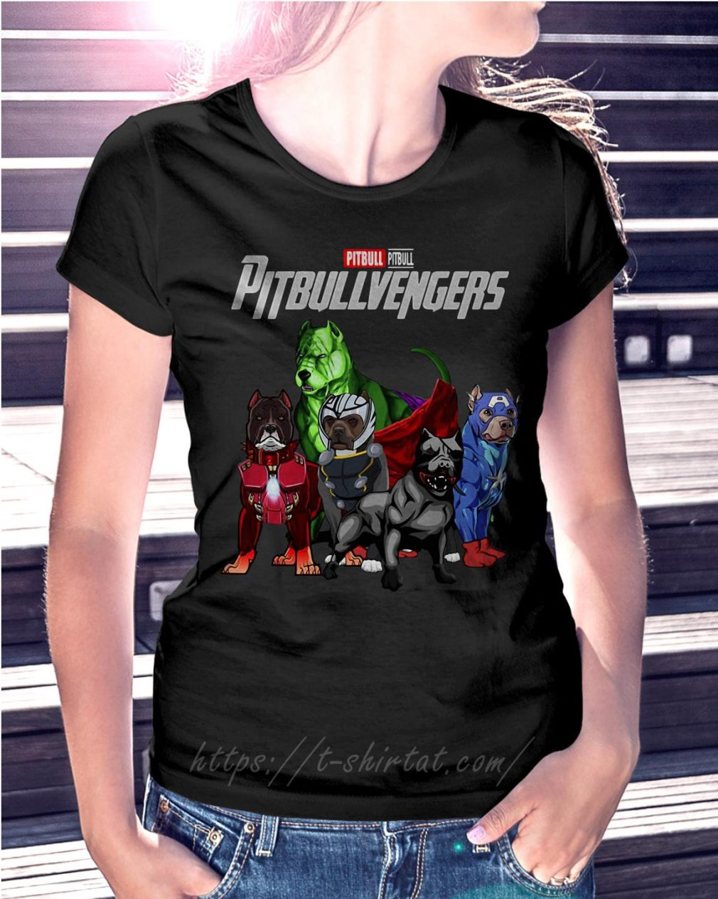 Marvel pitbull Pitbullvengers