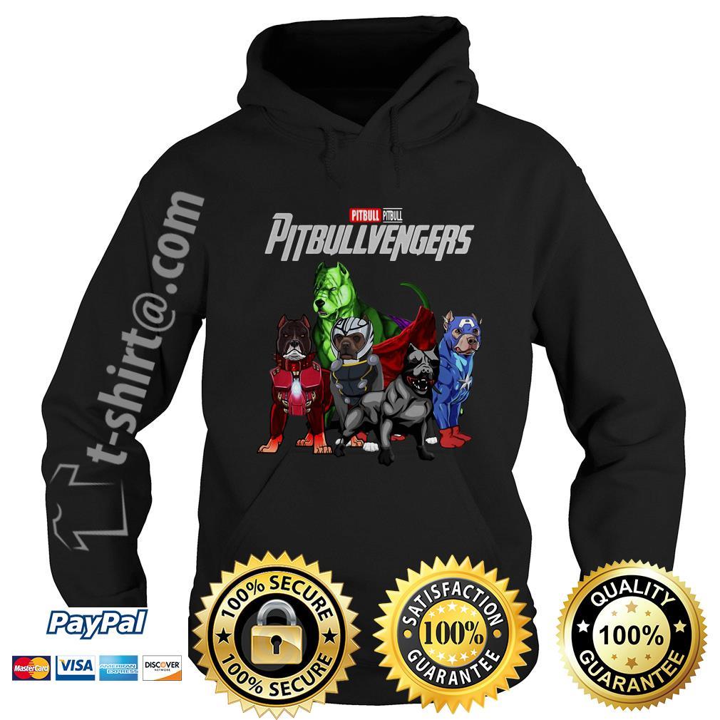 Marvel pitbull Pitbullvengers Hoodie