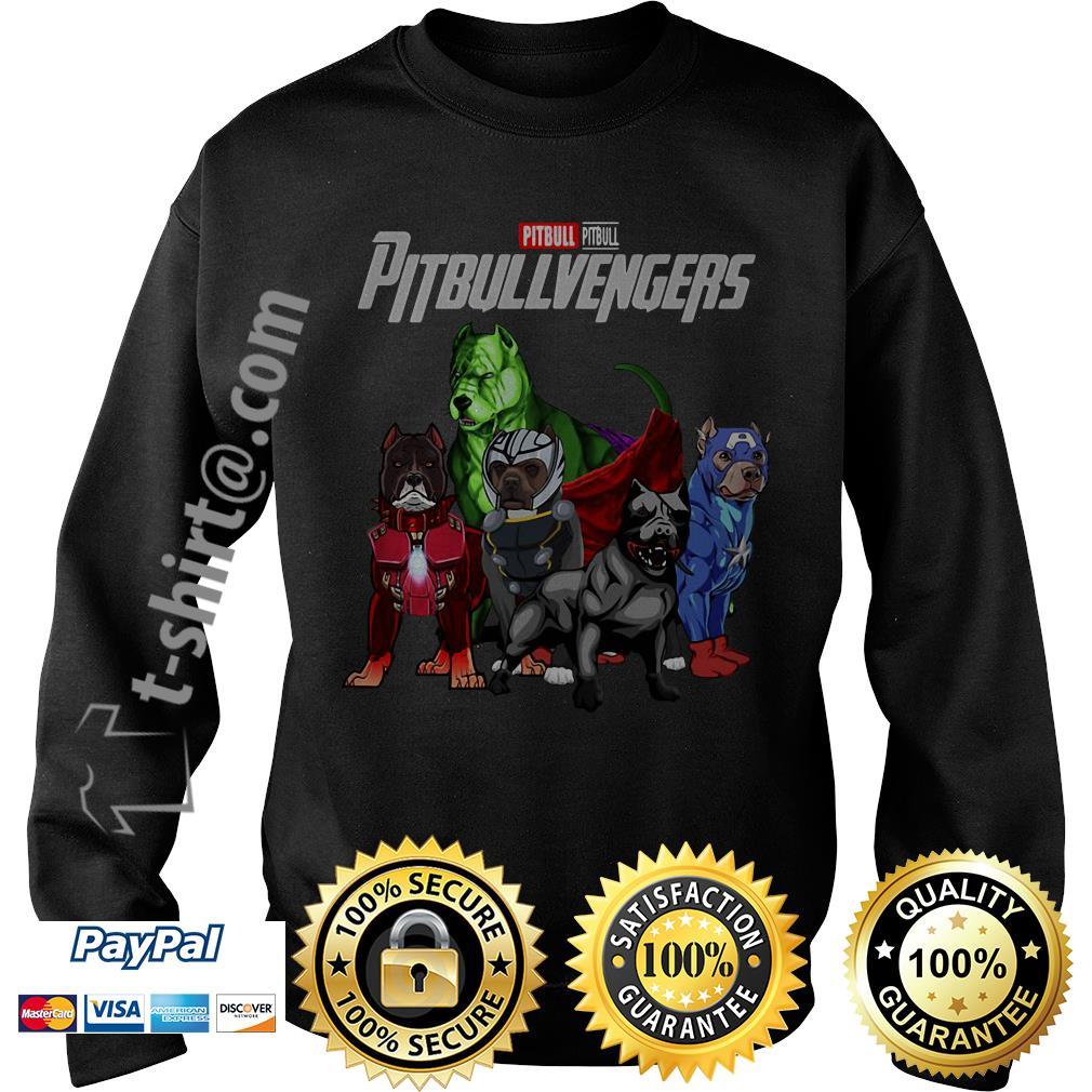Marvel pitbull Pitbullvengers Sweater