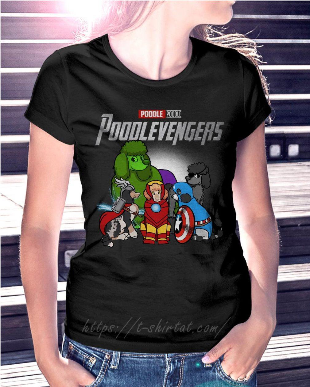 Marvel Poodle Poodlevengers