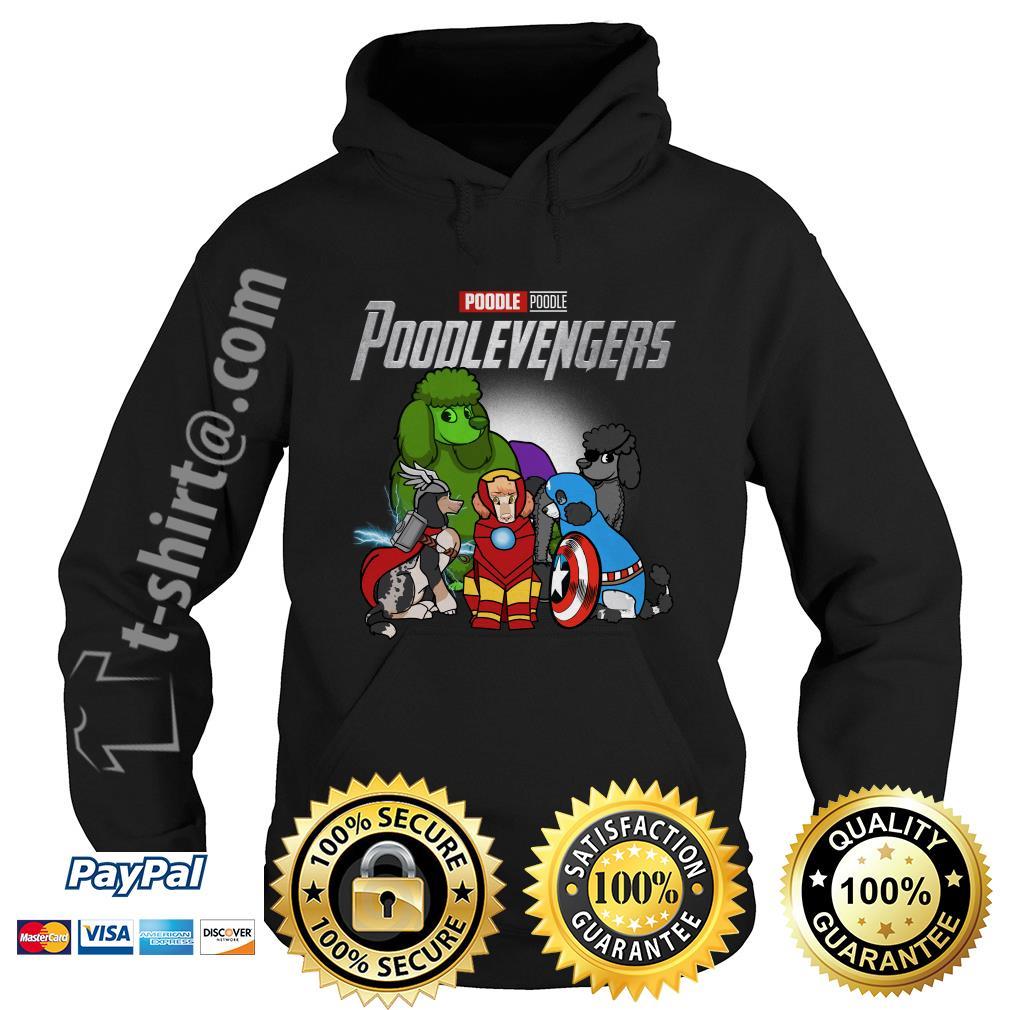 Marvel Poodle Poodlevengers Hoodie