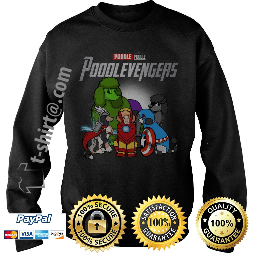 Marvel Poodle Poodlevengers Sweater