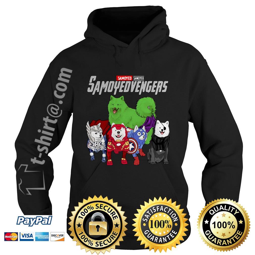 Marvel Samoyed Samoyedvengers Hoodie