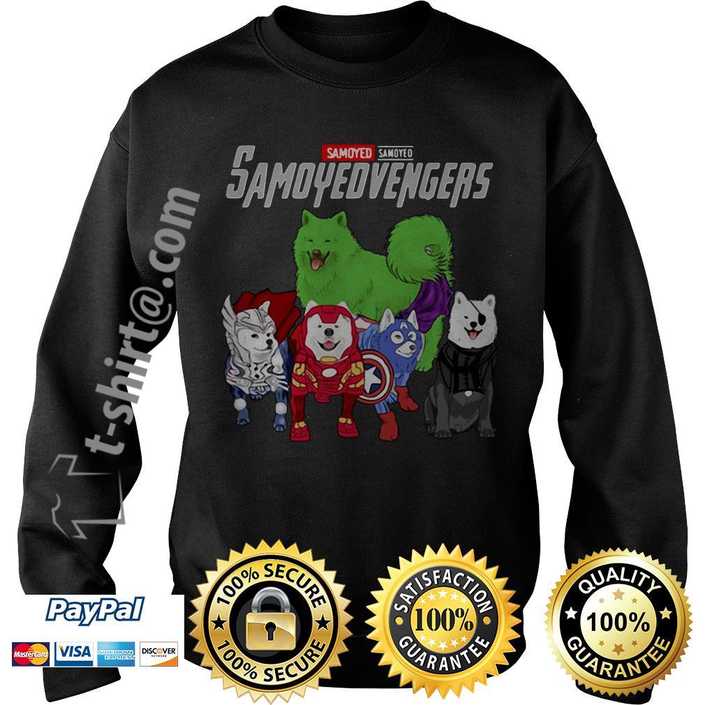 Marvel Samoyed Samoyedvengers Sweater