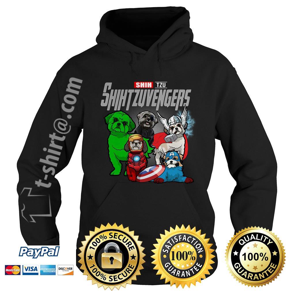Marvel Shih Tzu Shihtzuvengers Hoodie