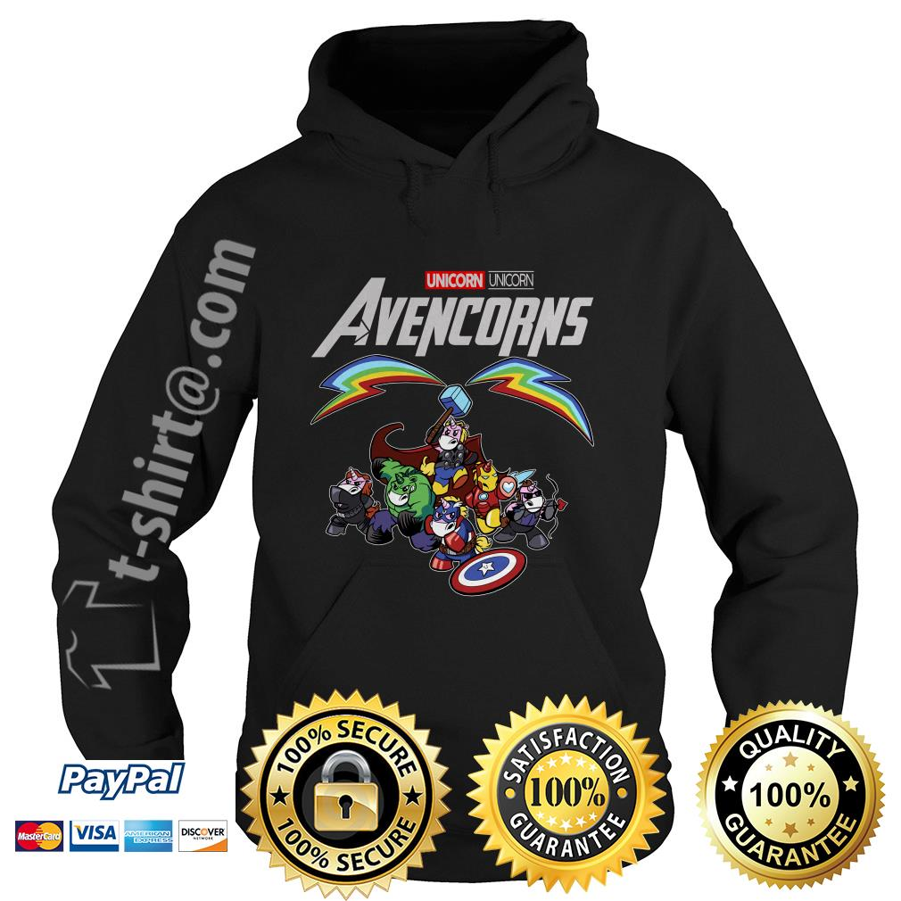 Marvel Unicorn Avencorns Hoodie