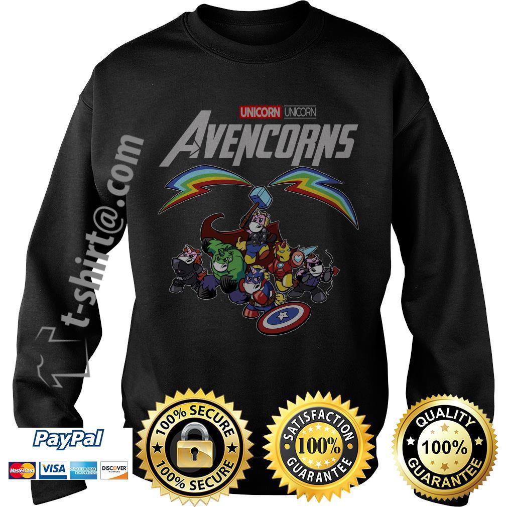Marvel Unicorn Avencorns Sweater