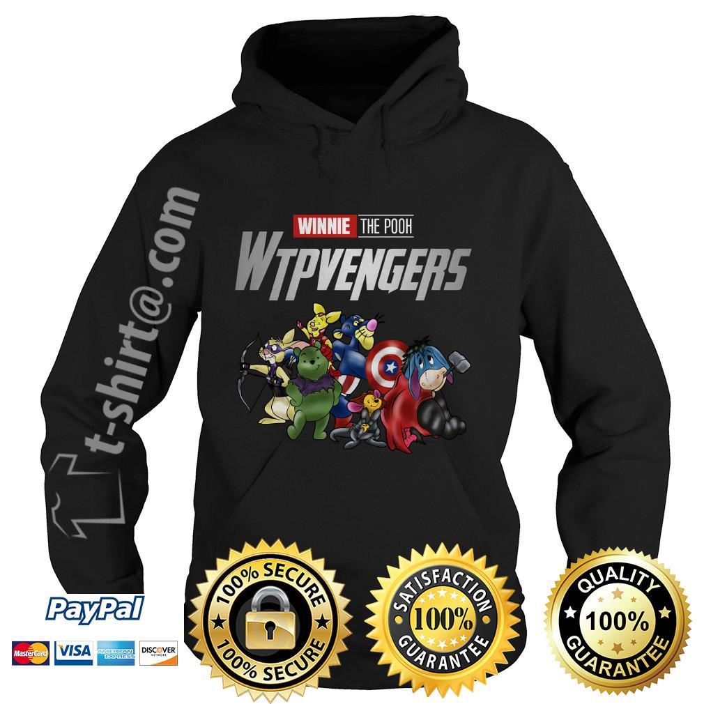 Marvel Winnie the Pooh Wtpvengers Hoodie