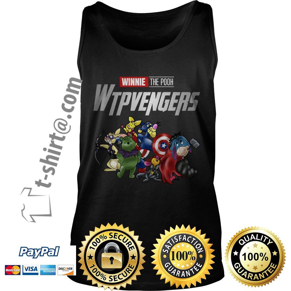 Marvel Winnie the Pooh Wtpvengers Tank top