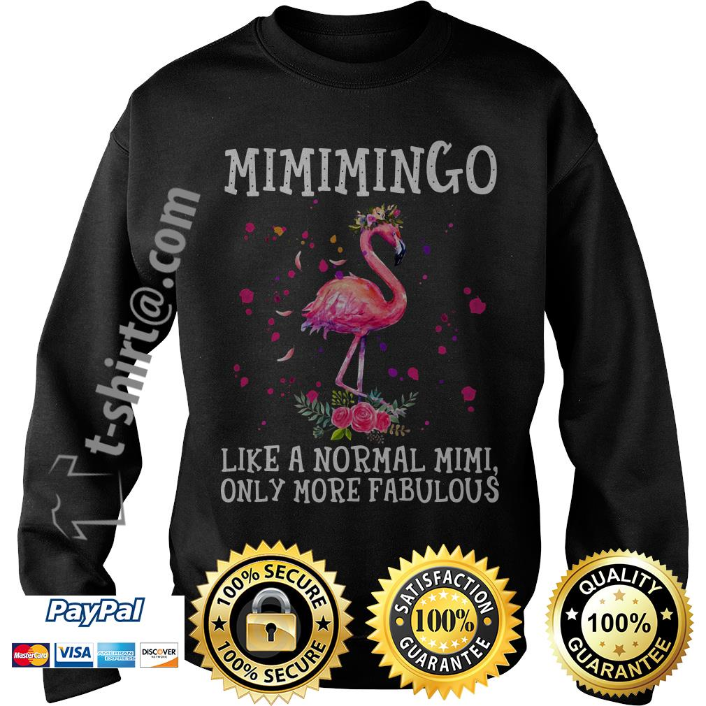 Mimimingo like a normal Mimi only more fabulous Sweater