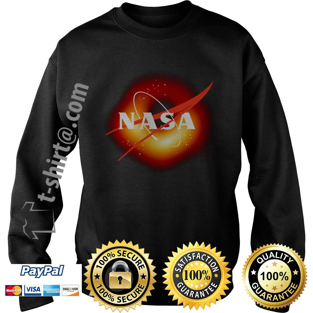 NASA first image of a black hole 2019 Sweater