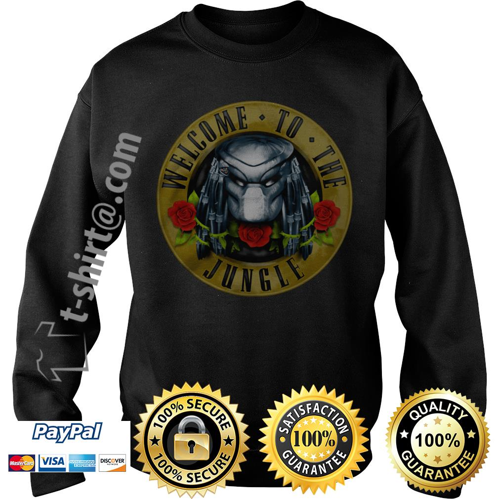 Predator welcome to the jungle Sweater