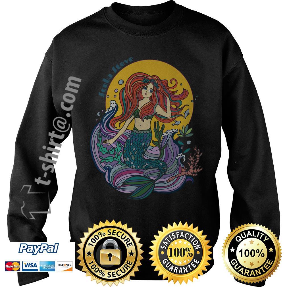 Scuba Steve mermaid Sweater
