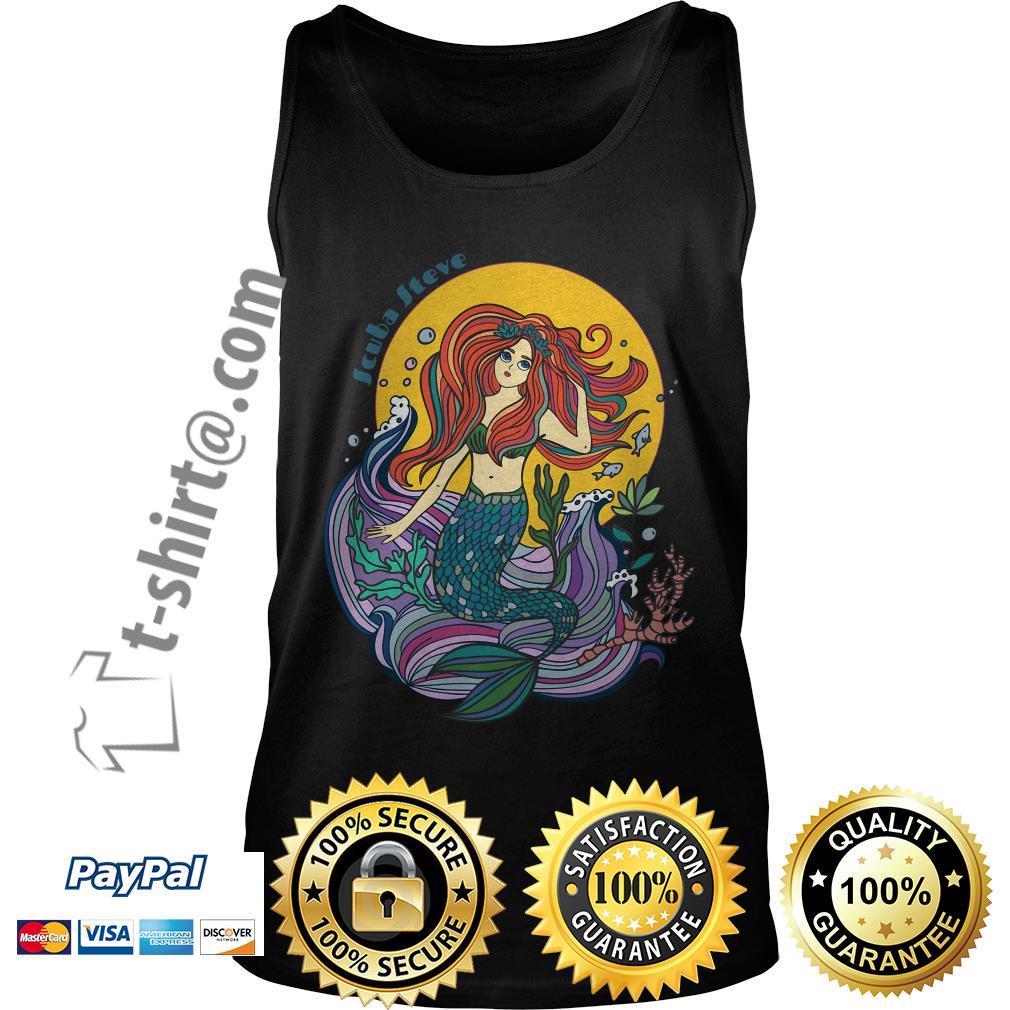 Scuba Steve mermaid Tank top