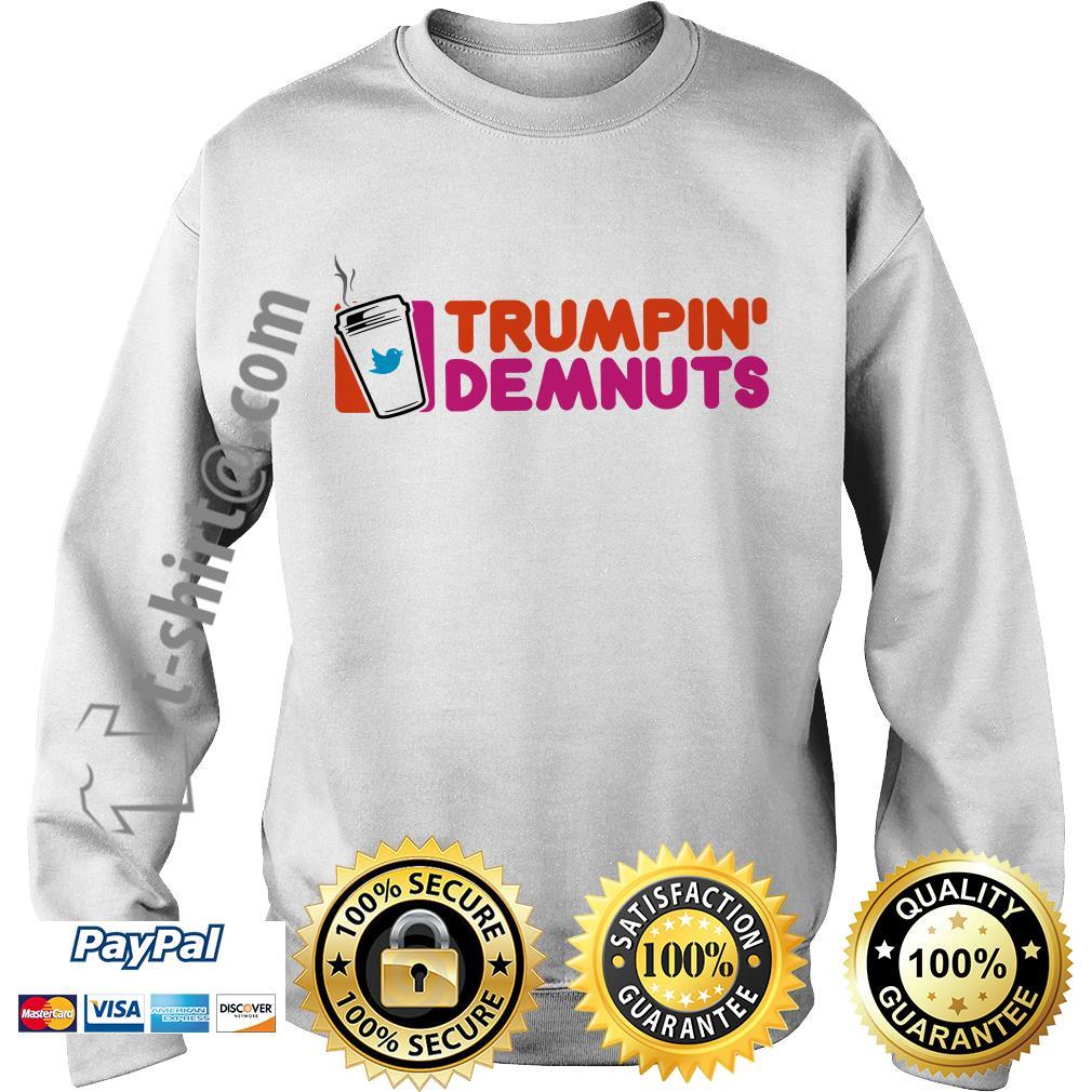 Twitter Trumpin' Demnuts Sweater
