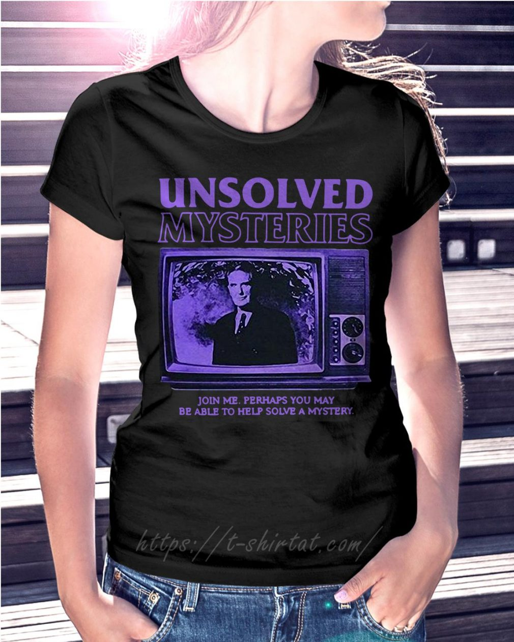 Unsolved Mysteries join me perhaps you may be able to help solve a mystery