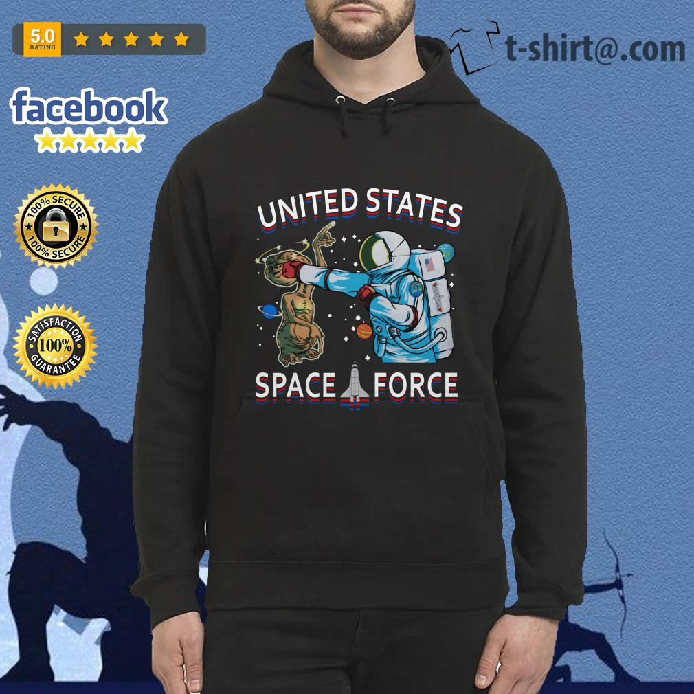Alien United States space force Hoodie