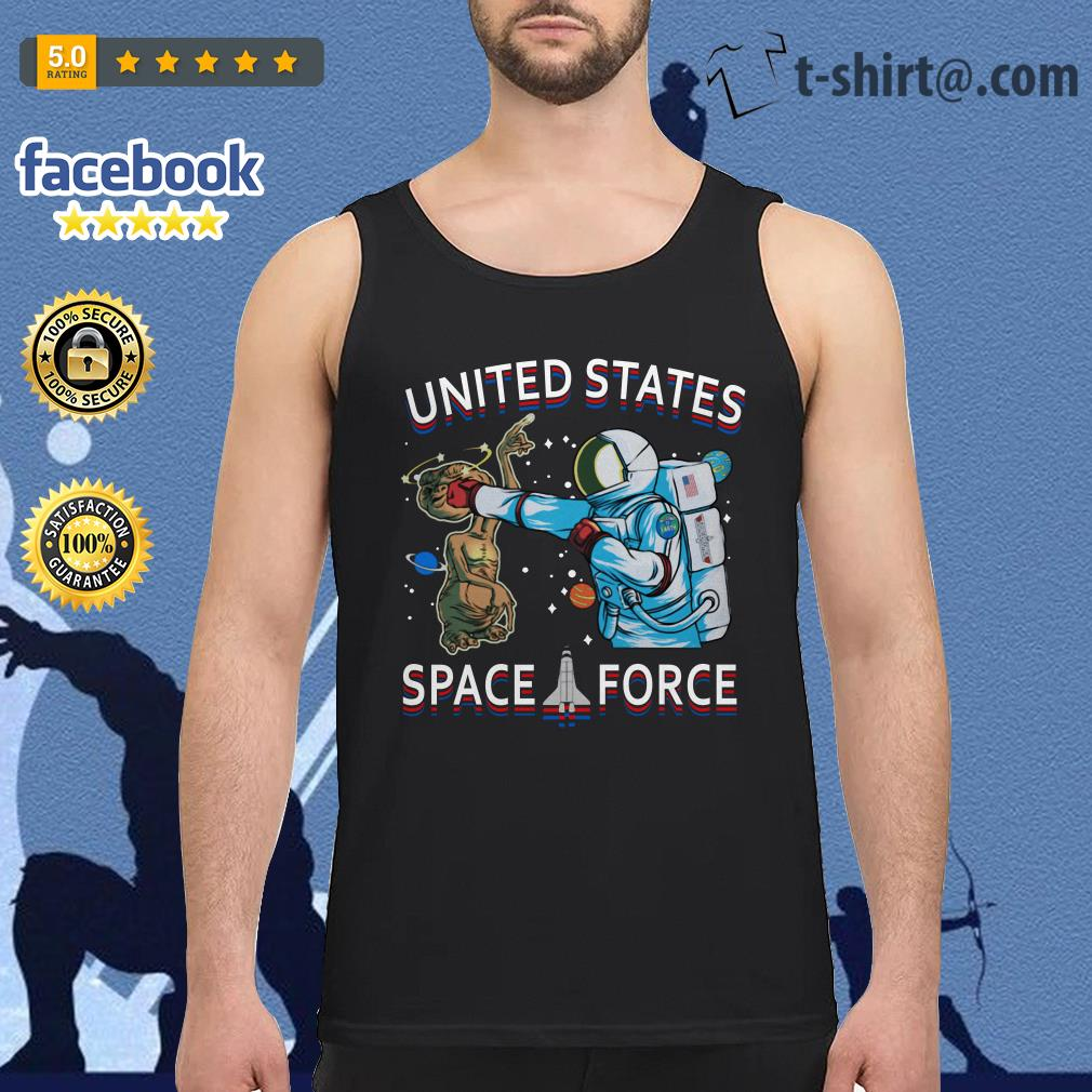 Alien United States space force Tank top