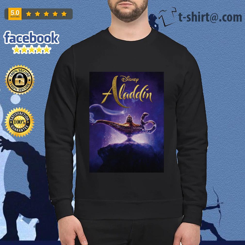 Disney Aladdin 2019 Aladdin live action cover Sweater