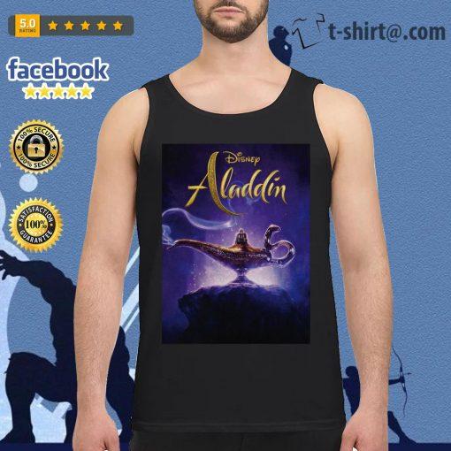 Disney Aladdin 2019 Aladdin live action cover Tank top