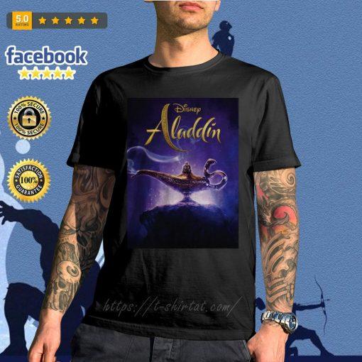Disney Aladdin 2019 Aladdin live action cover shirt