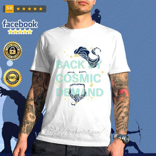 Disney Aladdin 2019 back by cosmic demand shirt