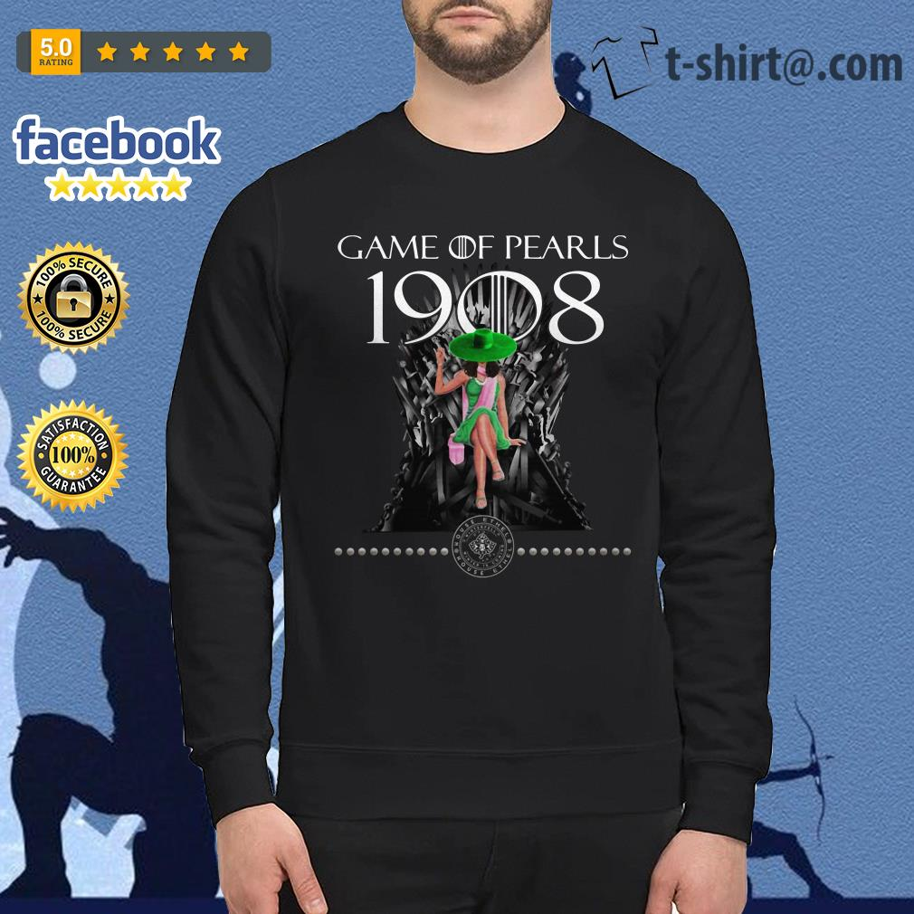 Game Of Pearls 1908 Game Of Thrones Sweater