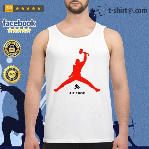 Game of Thrones Air Thor Jordan Arya Stark V-neck T-shirt