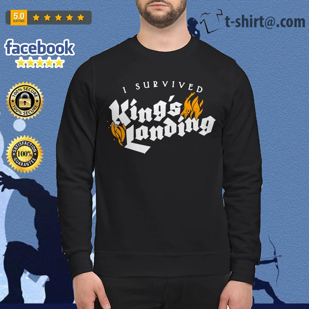 I survived King's landing Sweater