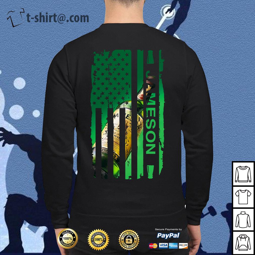 Jameson Light US flag Sweater