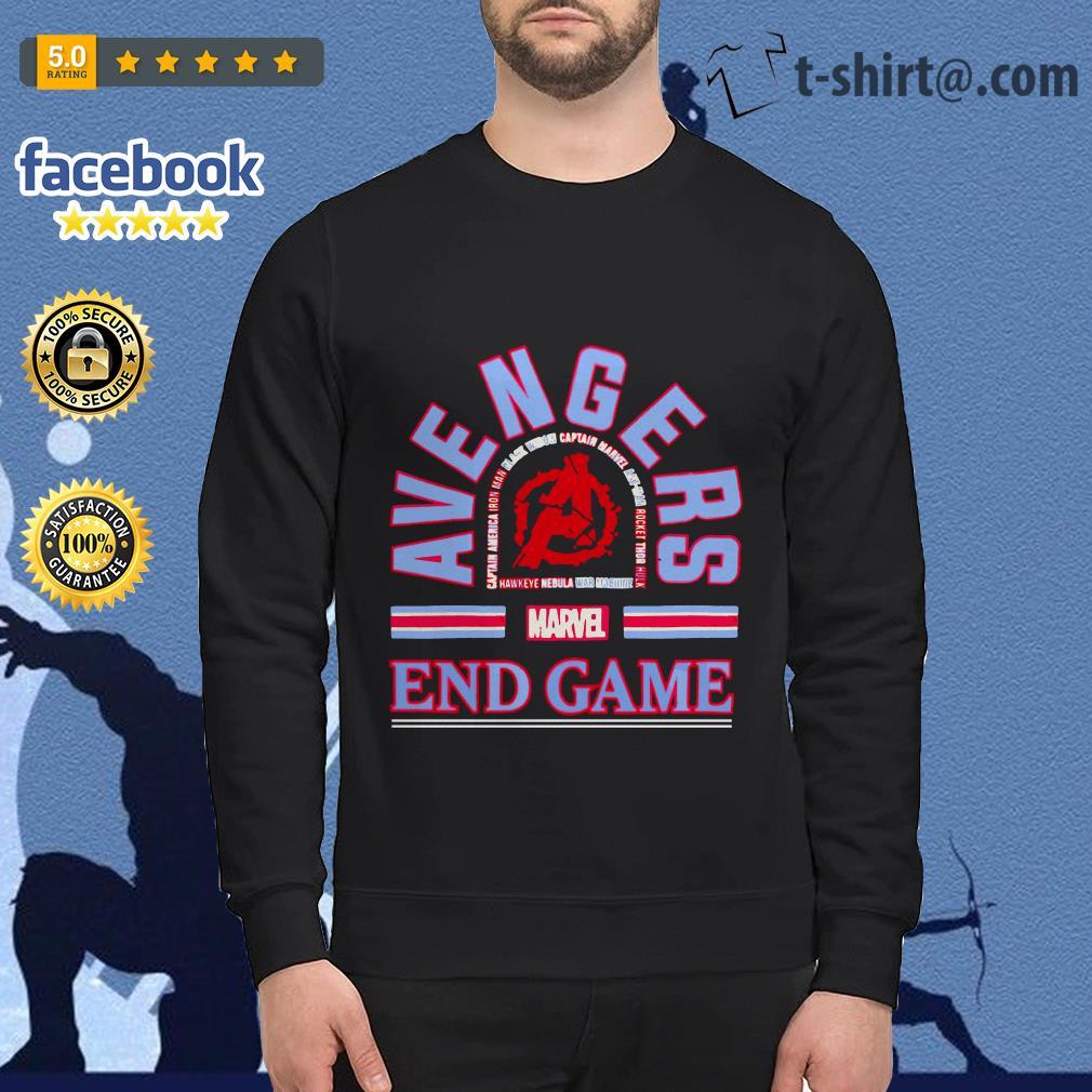 Marvel Avengers endgame tour Sweater