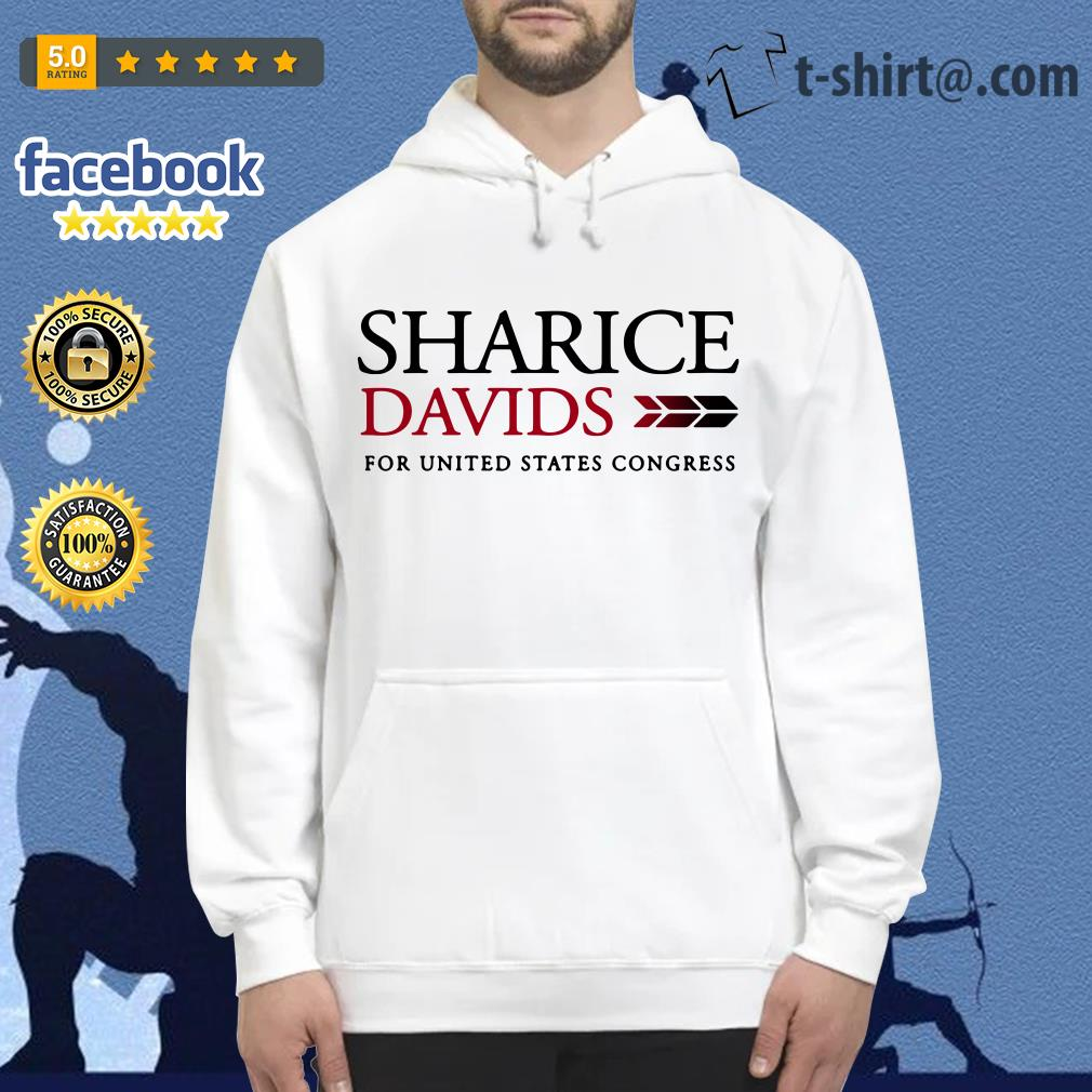 Sharice Davids for united states congress Hoodie