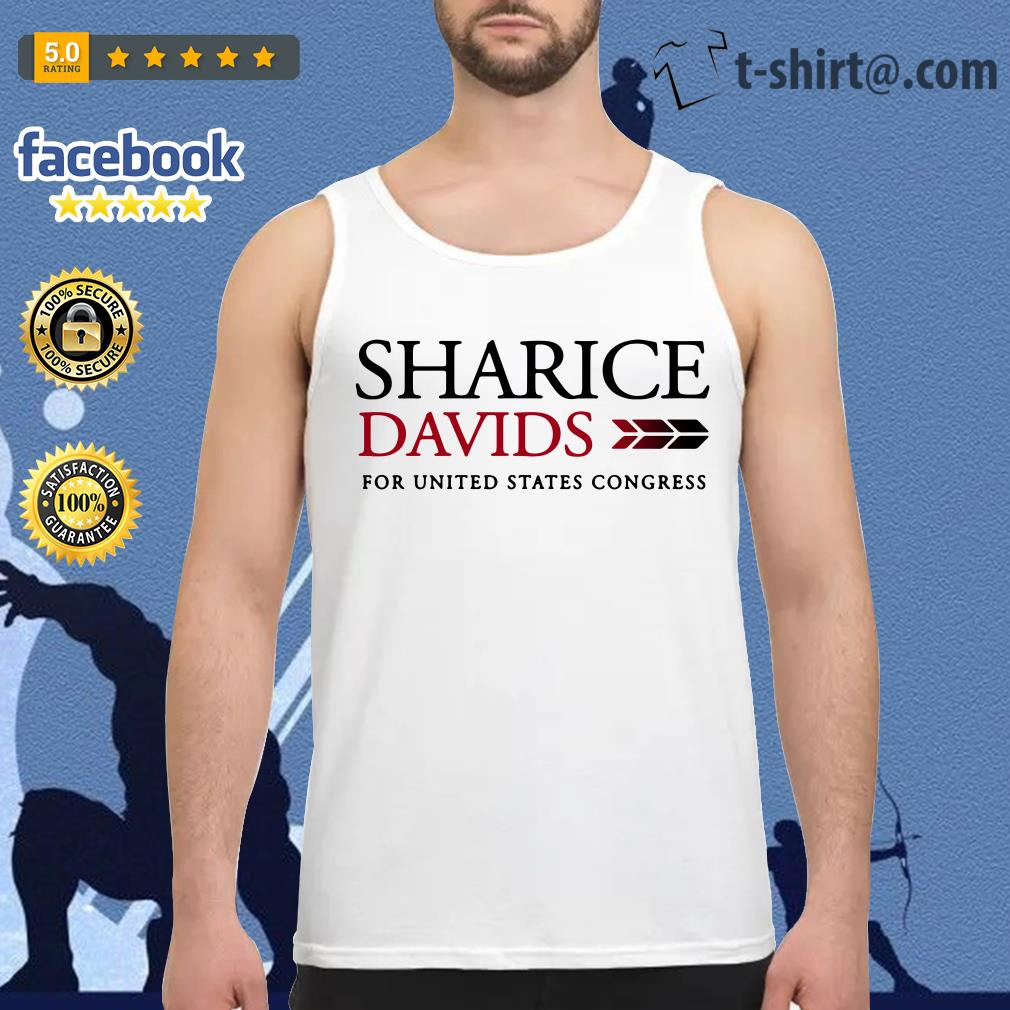 Sharice Davids for united states congress Tank-top