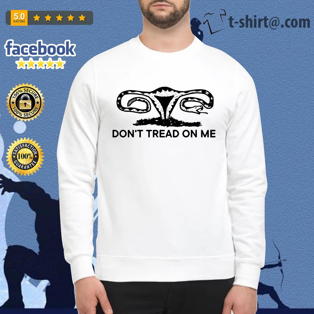 Snakes don't tread on me Sweater