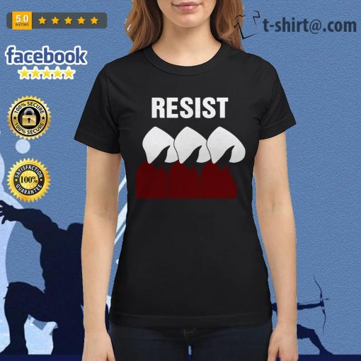 The Handmaid's Tale Resist Ladies Tee